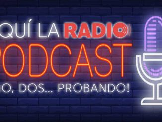 Podcast Aqui la Radio