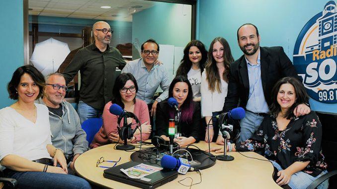 Equipo de profesionales Radio Sol