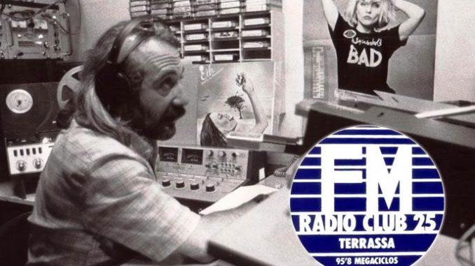 Radio Club 25 y Josep M Francino